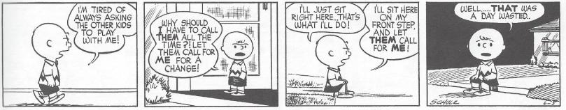 Peanuts.waiting
